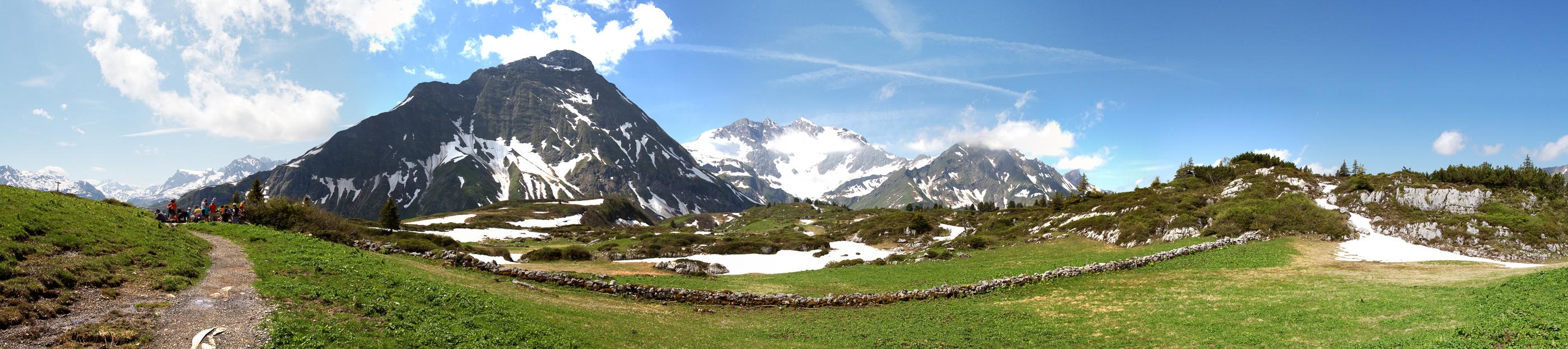 Bregenzerwald-Auenfelder-Hütte